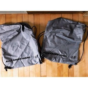 Alexander Wang X H&M Athletic Bag